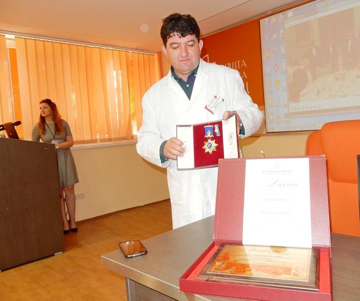 Opštoj bolnici i direktoru Dimitrijeviću uručena Sokratova nagrada