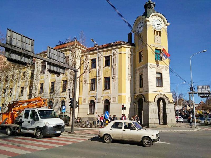 Štrajk advokata i na jugu Srbije, odlažu se ročišta