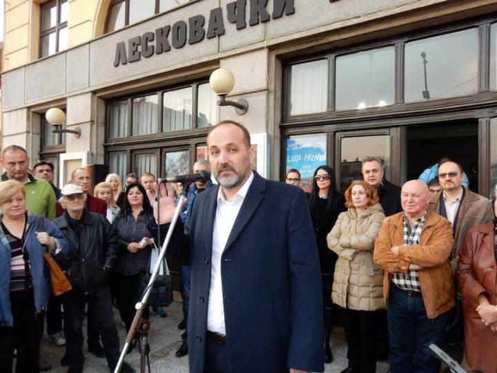Saša Janković: Vučić ima razloga za strah (VIDEO)