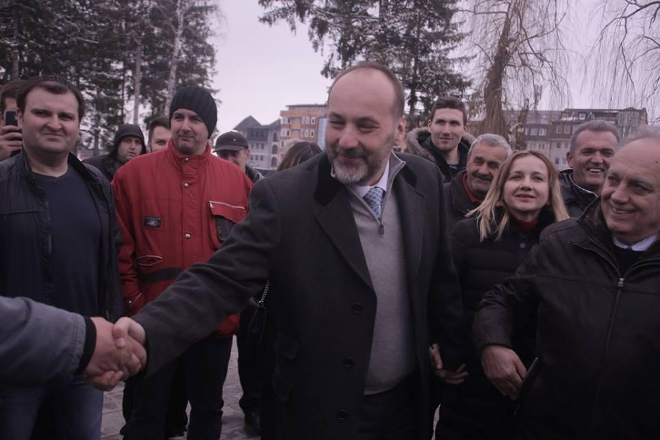 Saša Janković u četvrtak u Leskovcu i Vlasotincu