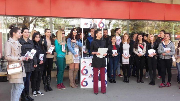Naprednjaci pozvali mlade Leskovčane da glasaju za Vučića