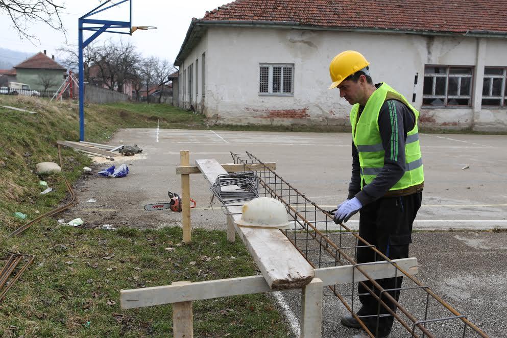 EU i Švajcarska ulažu u rekonstrukciju škole u Suvojnici