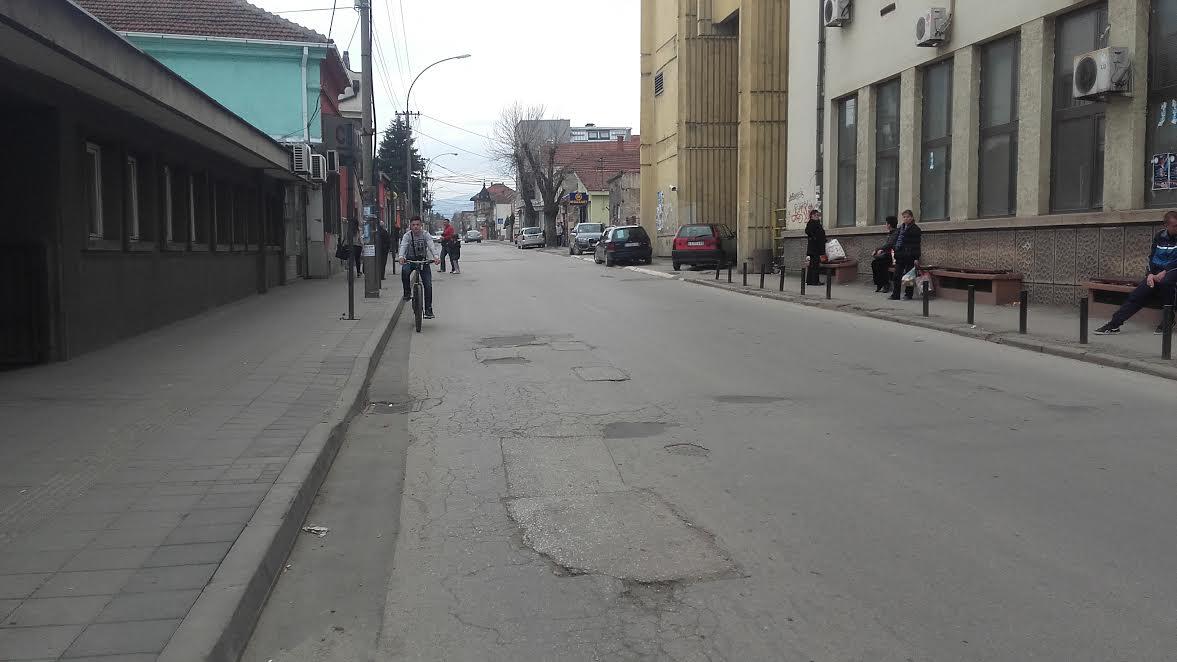 Od utorka obustava saobraćaja od ulice Jug Bogdana do raskrsnice sa Svetoilijskom