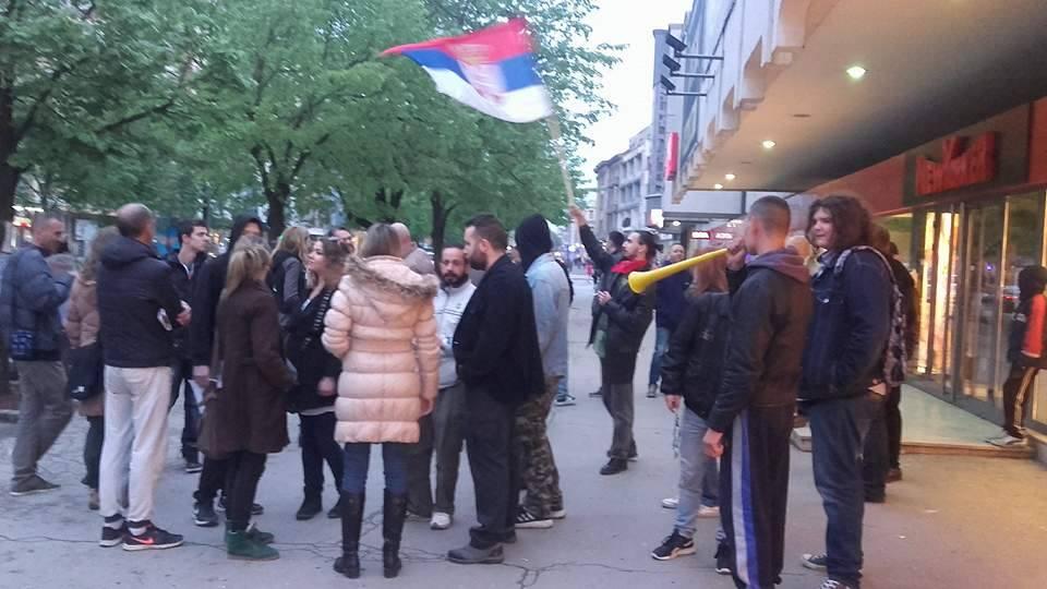 Zašto je sve manje ljudi na protestima u Leskovcu