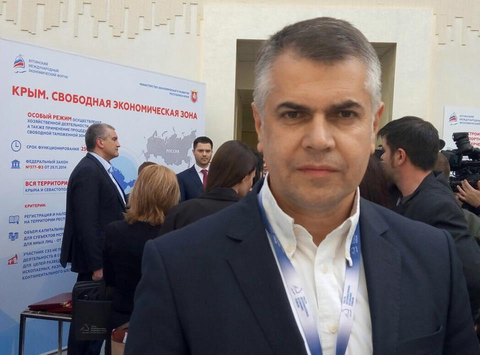 Pejčić na Krimu lobirao za izvoz naših poljoprivrenih proizvoda u Rusiju
