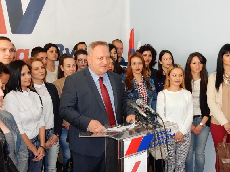 Cvetanović demantovao da se u Kukulovcu asfaltiraju ulice
