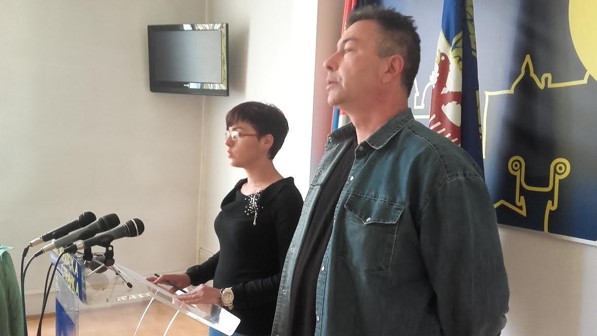 DS: Novinari u Leskovcu pišu u interesu vlasti