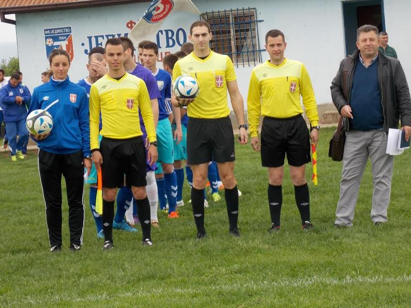 Bez golova na utakmici Jedinstvo – Trstenik PTT