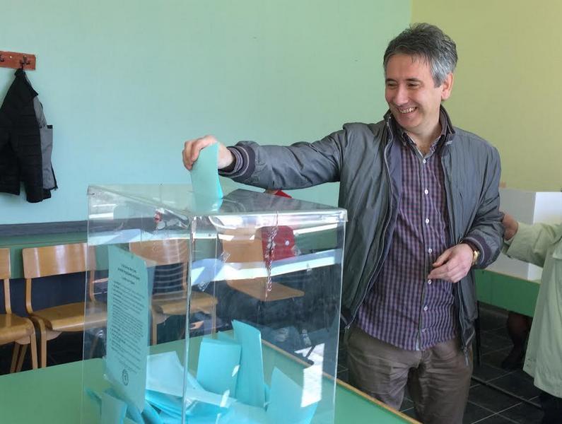 Glasao i gradonačelnik Vranja