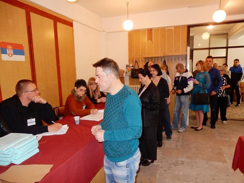 Do 14 časova glasalo 37,1 posto Leskovčana