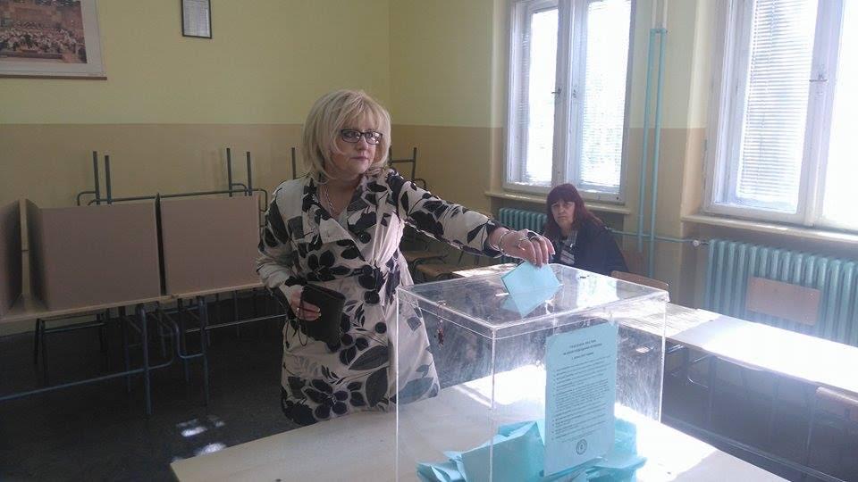 Glasali načelnica Pirotskog okruga i gradonačelnik Pirota