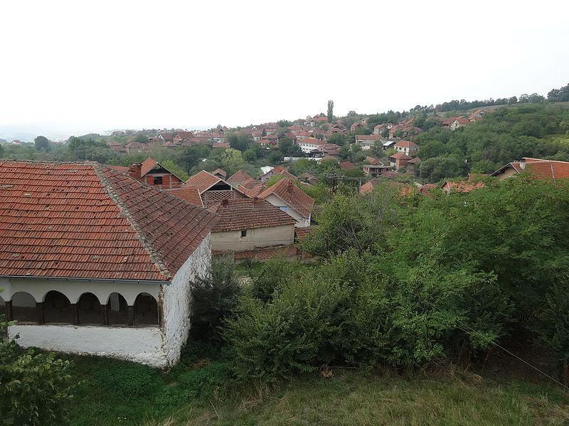 Jarsenovo, selo s rajskim predelima
