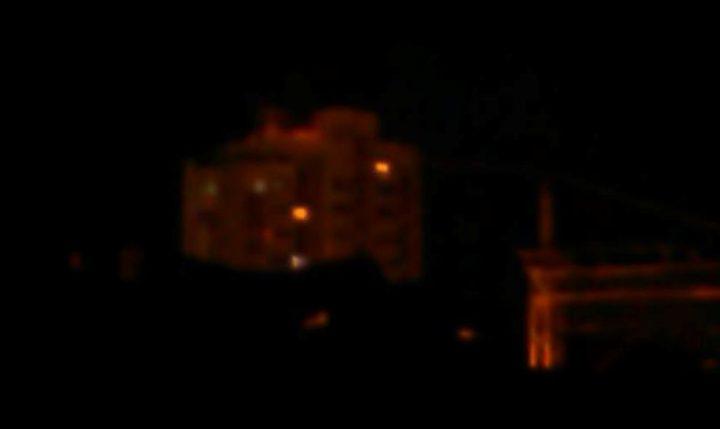 Požar na krovu Lepe Brene