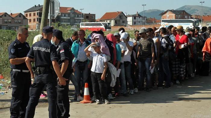 Veća kontrola kretanja migranata u Bujanovcu