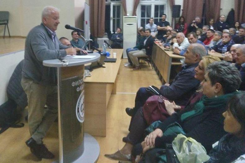 Miodrag Zec: Srbiji je potrebna država kao mala, udobna kuća