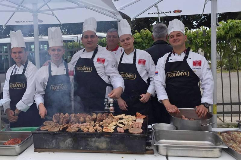 Leskovački studenti-kuvari trijumfovali i u Budvi
