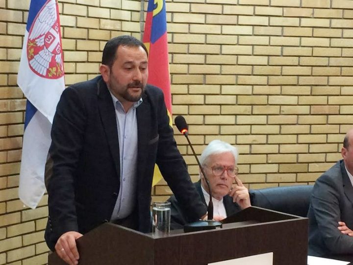 Nenad Antić novi zamenik gradonačelnika Vranja
