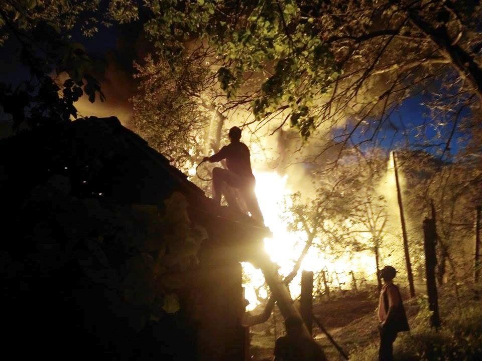 Čovek koji je juče izgoreo u svojoj kući najvaljivao samoubistvo
