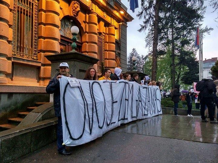 Savez za Srbiju: Vlast manipuliše penzionerima