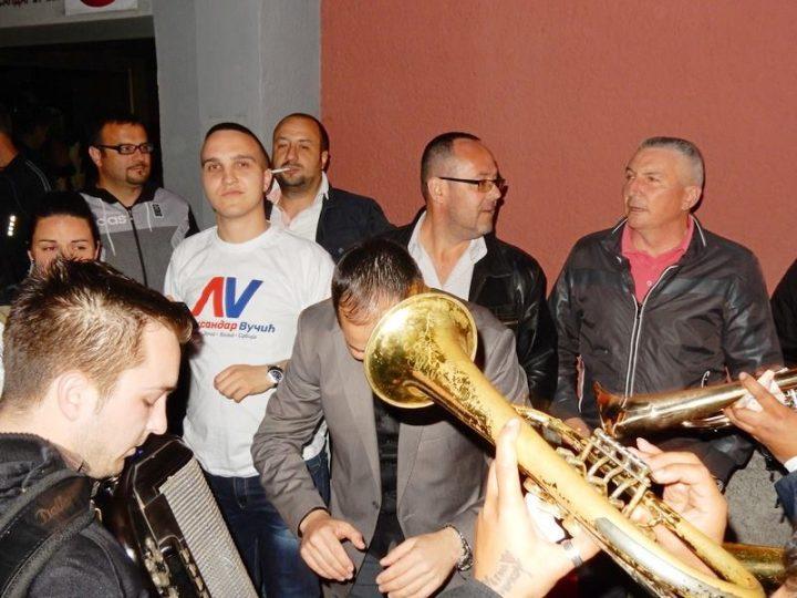 Naprednjaci slave: Leskovac omogućio Vučiću pobedu