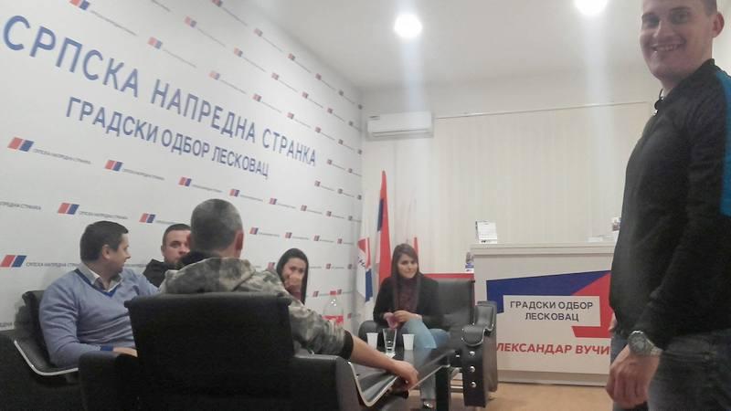 SNS Leskovac: Brojke dokazuju da izbori nisu pokradeni