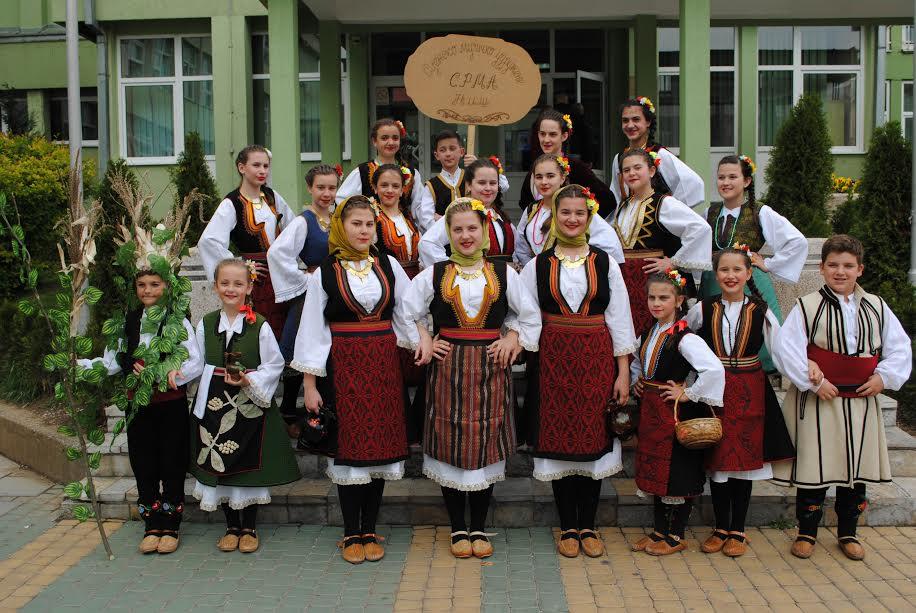 Nagrade za niške folklorce na festivalu u Kraljevu