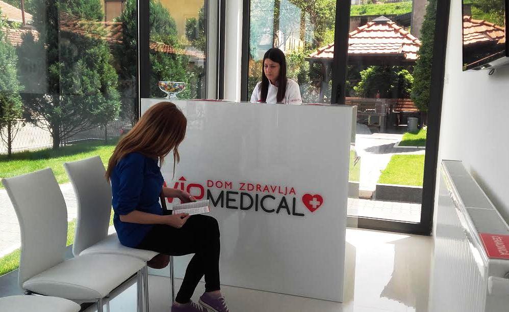 VIP MEDICAL Prvi privatni dom zdravlja na jugu Srbije