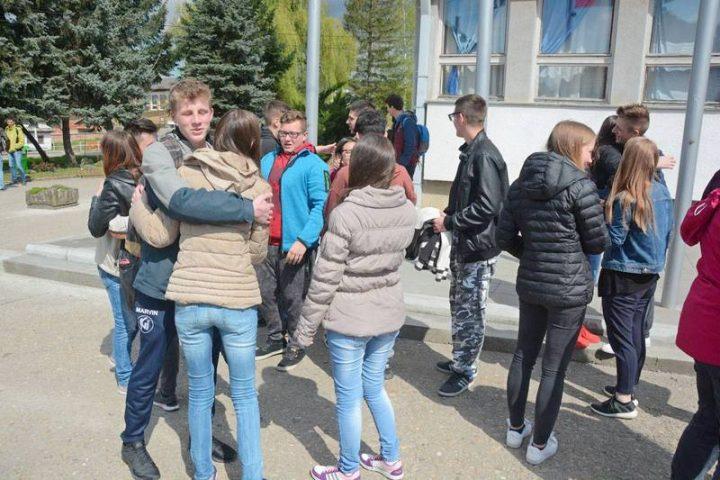 Nemački učenici učili građevinski zanat u Vlasotincu