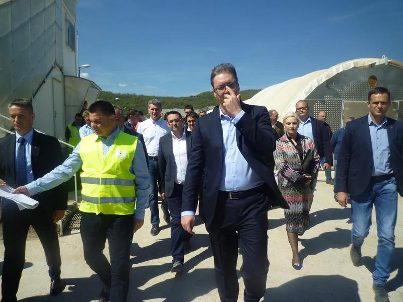 Vučić: Koridor 10 biće završen do kraja ove godine