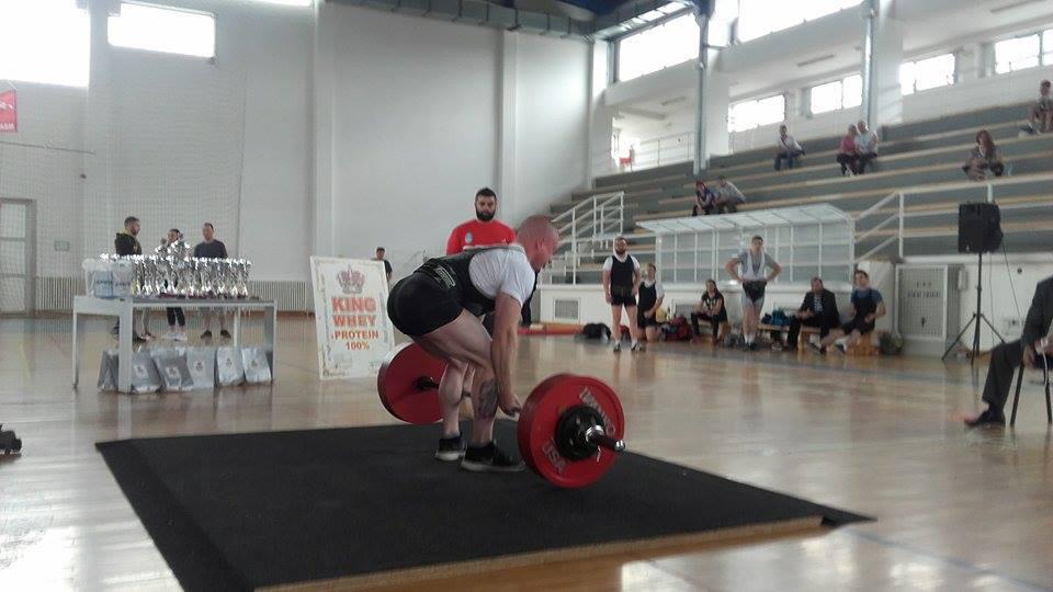 Novi rekord i medalja za balkanskog šampiona iz Leskovca