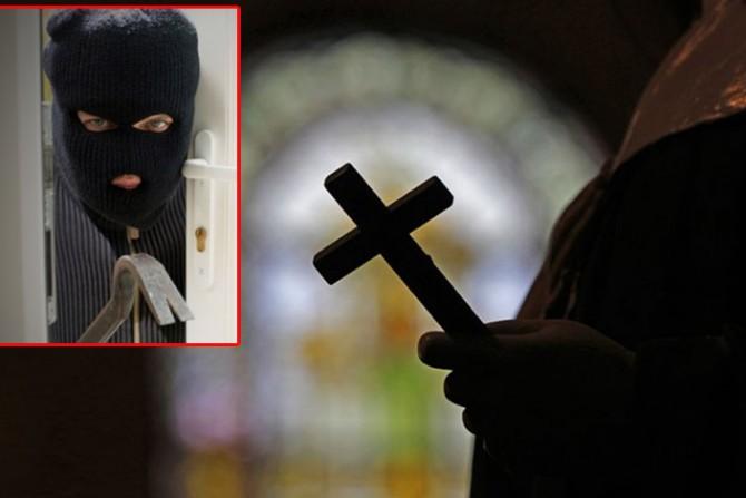 Opljačkao manastir i crkvu