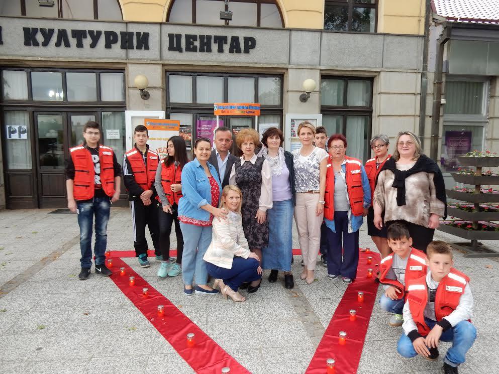 Zaustavimo AIDS zajedno – u Srbiji od side umrlo 1.204 osobe