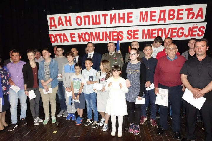 Arsić: Medveđa sinonim mira i tolerancije
