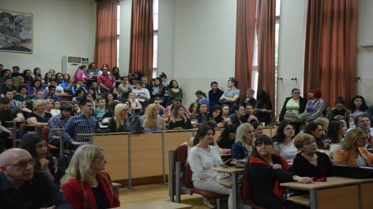 Obeležen Dan Filozofskog fakulteta u Nišu