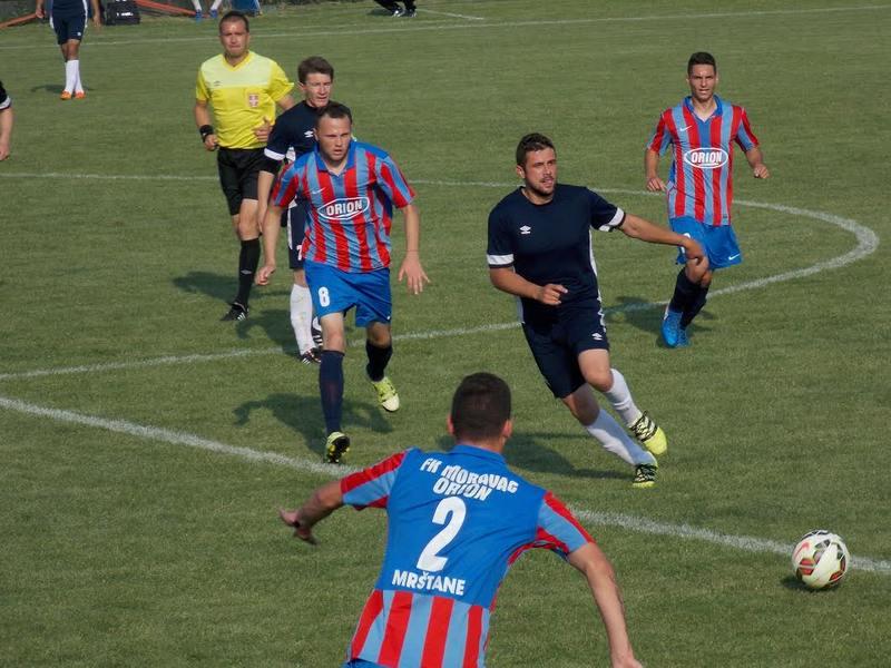 """Srpska liga """"Istok"""" – Moravac Orion gazi napred"""