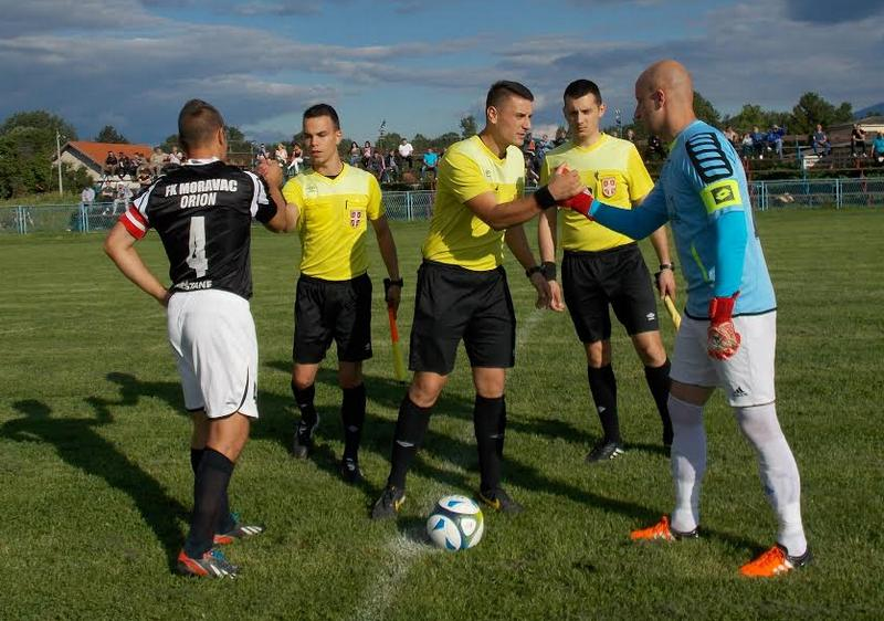 Derbi Moravac Orion – Jedinstvo odlučen u finišu