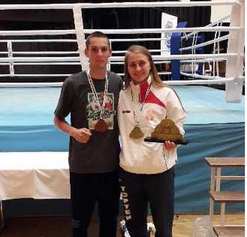 Zlatna i srebrna medalja za kik boksere sa svetskog kupa