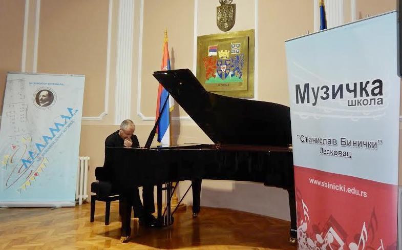 Na LEDAMUS-U i koncert slavnog Nemanje Radulovića