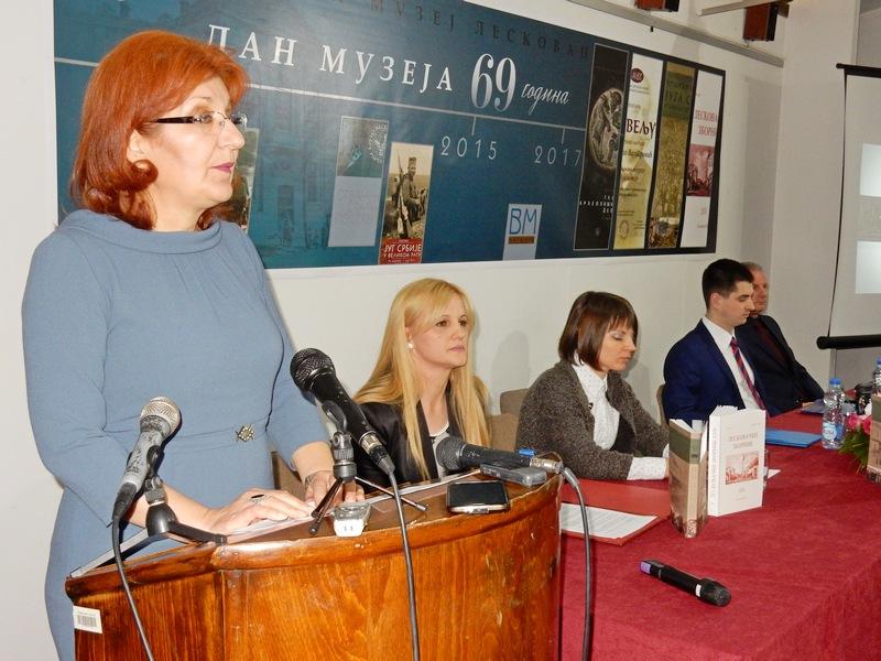 GODIŠNJICA MUZEJA, Ustanova kulture ponos Leskovčana