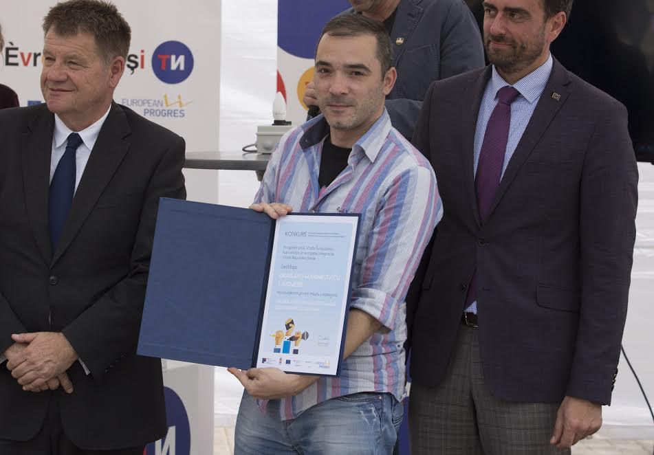 Nagrade za najbolje novinarske priloge zarad jačanja slobode medija