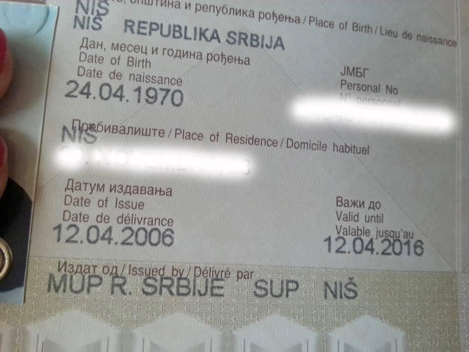 Francuzi traže Nišliji 1000 evra za saobraćajne prekršaje, a on nema ni pasoš