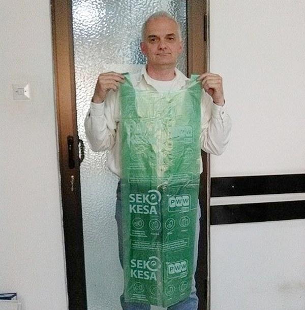 UPORNOST PWW još uči Leskovčane da selektuju otpad