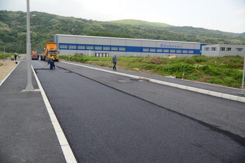 Povezuje se industrijska zona sa Koridorom 10