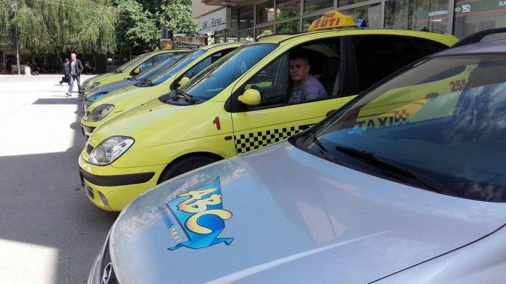 Od danas skuplji taksi
