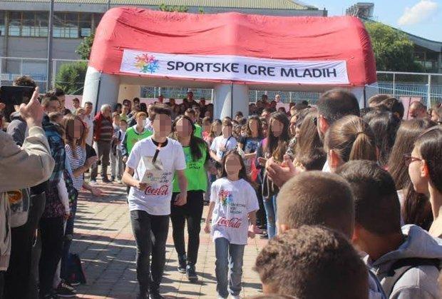 FEŠTA: Počele Sportske igre mladih