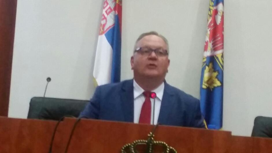 Cvetanović: Iduće godine fabrika sa 2000 zaposlenih