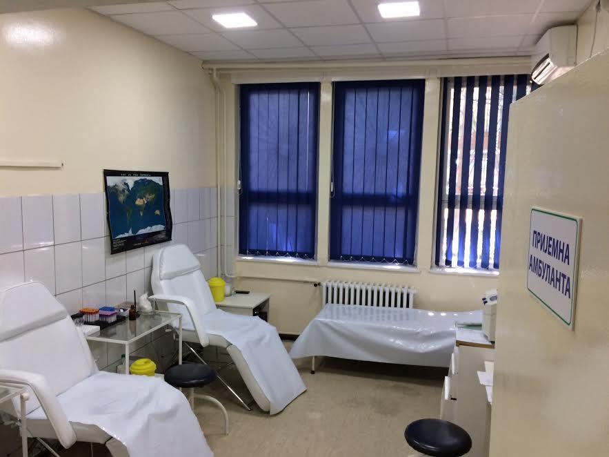 Donacijama uređene prostorije bolničke laboratorije