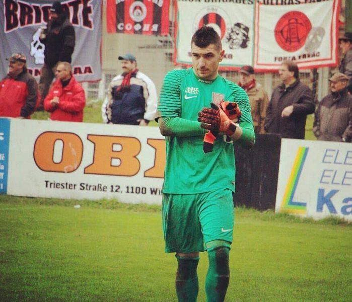 Golman iz Belog Potoka dopseo do FK Austria Wien