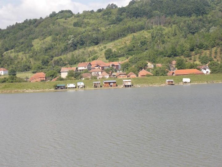 Jezero Ćelije, raj pod svodovima Kopaonika i Jastrepca