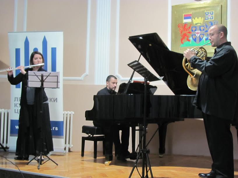 Mali koncert klasične muzike za osnovce